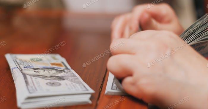 Zählzahl des US-Dollars
