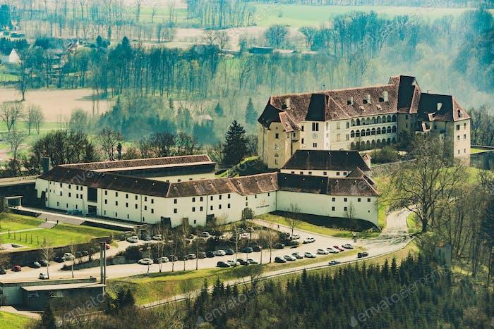 Schloss Saggau hotel Leibnitz