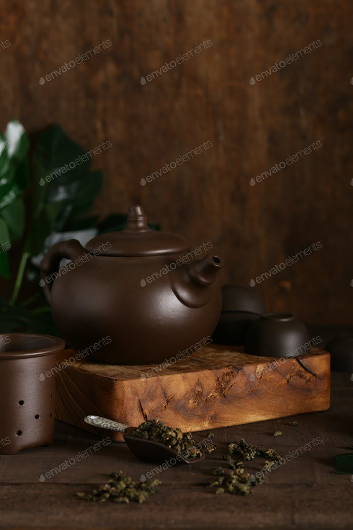 Tea Set for the Ceremony