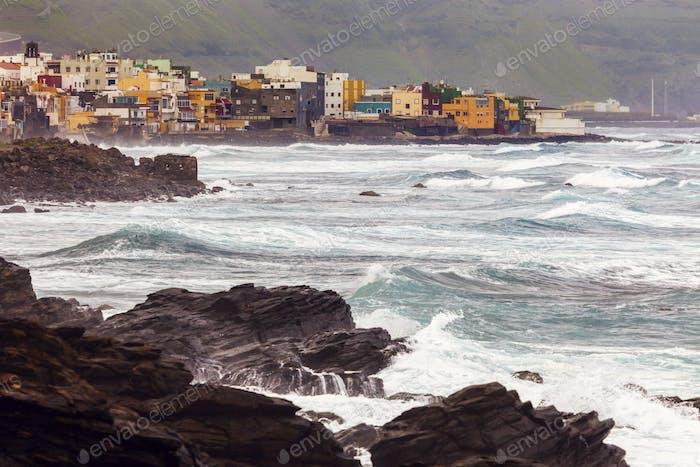 San Felipe panorama