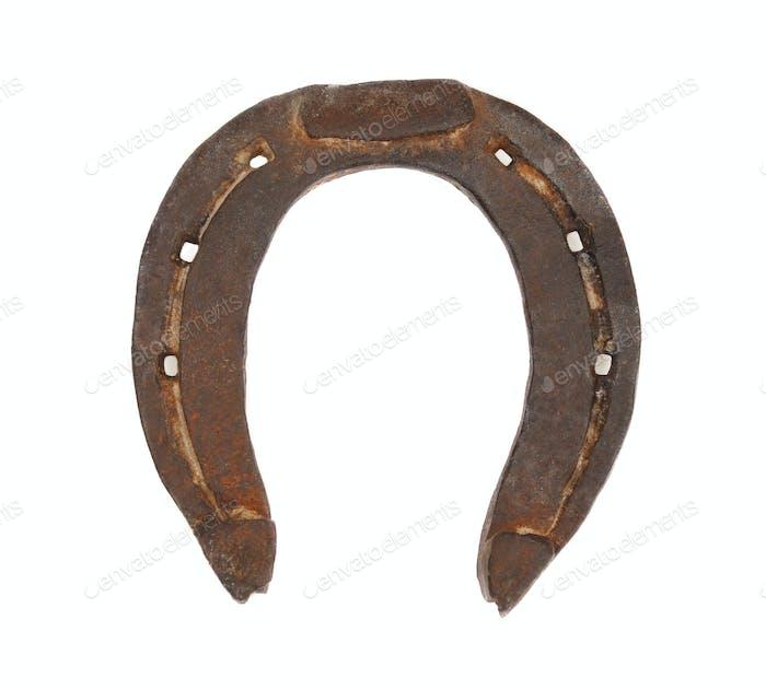 Vintage horshoe