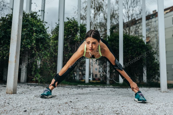 Stretching helps in the long run