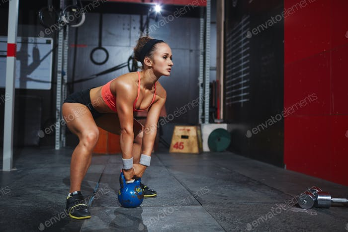 Cross-fit training
