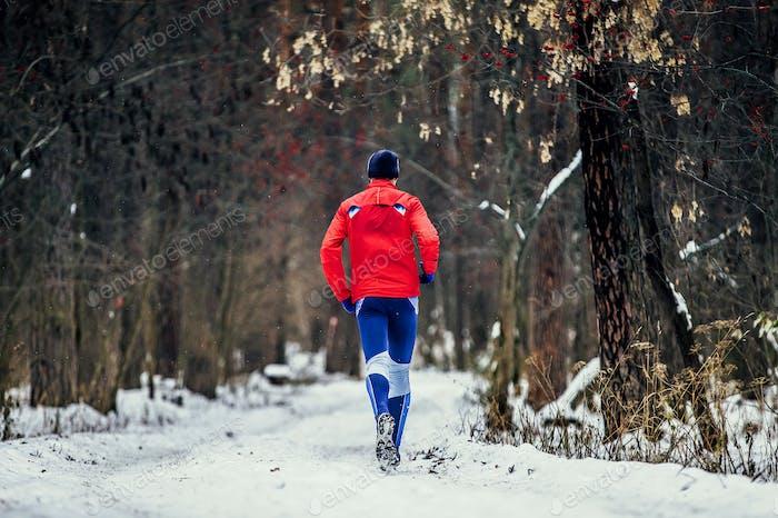 Sportlerläufer Laufen