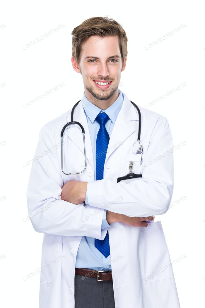 Doctor male