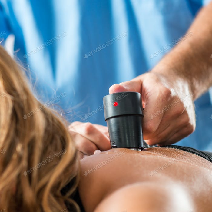 Ultrasound in physical therapy