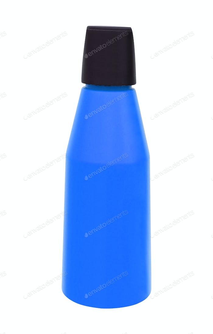 Clean Flasche aus Kunststoff