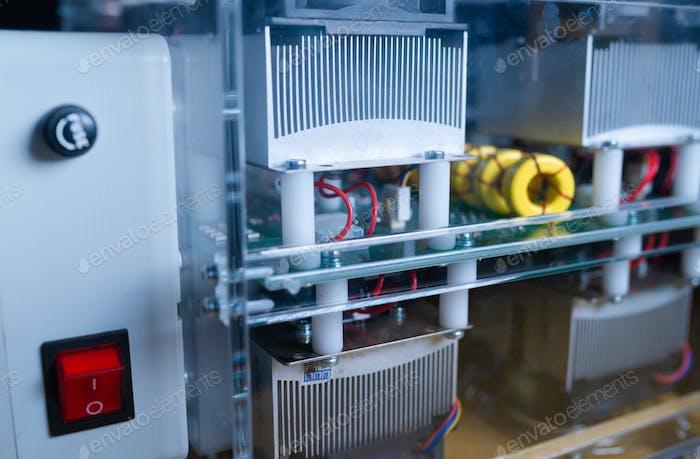 Комплексная система оборудования и микросхем