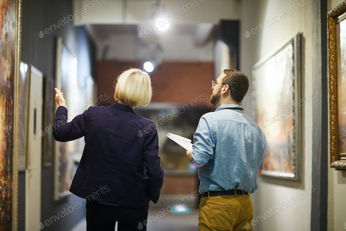 Museum Exhibition Tour