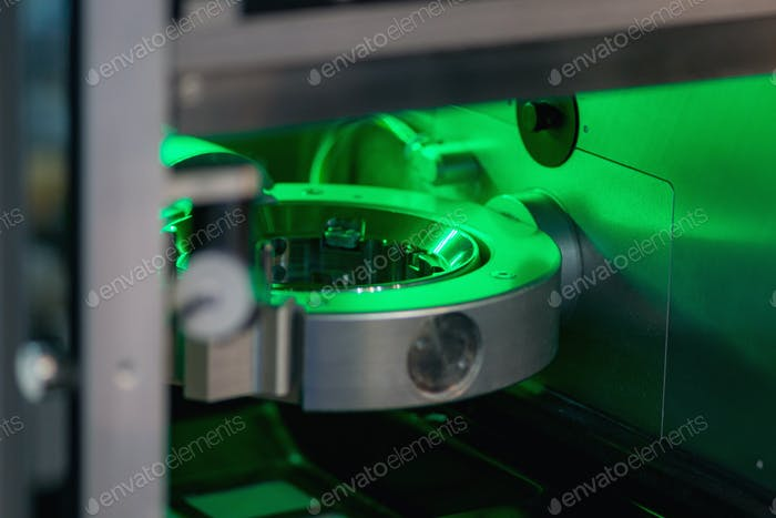 CAD/CAM milling machine, Dental