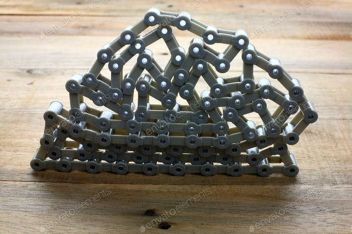 Toy Bicycle Chain