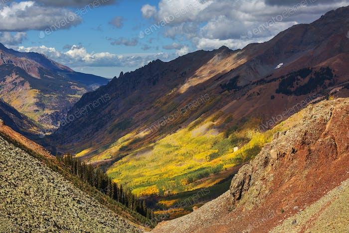 Herbst in Colorado