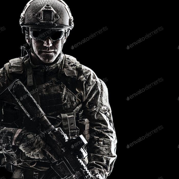 Spec ops Operator