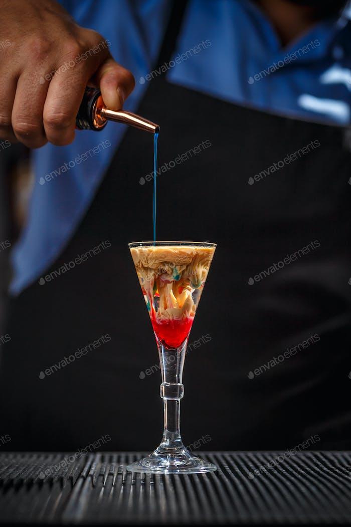 Alien brain hemorrhage cocktail