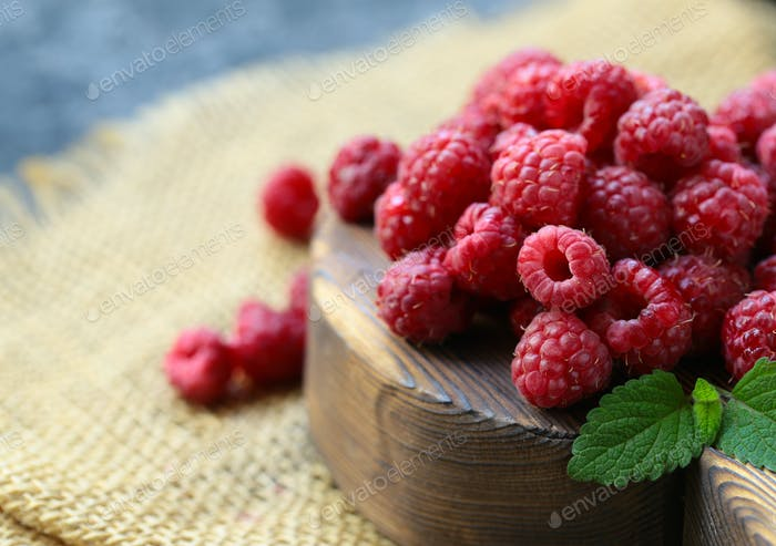 Sweet Raspberries