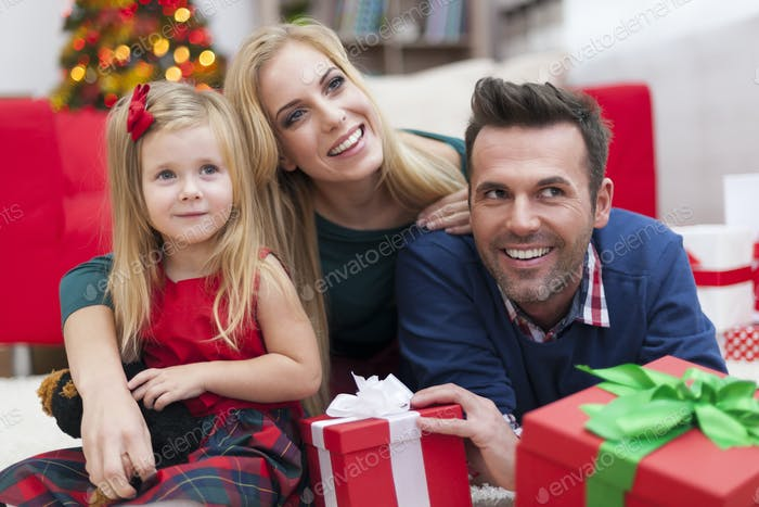 Ich kann mir nicht vorstellen, Weihnachten ohne meine Familie