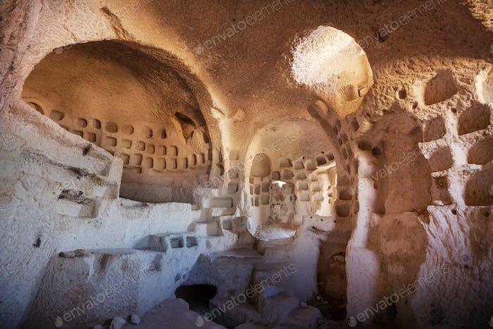 Cave in Cappadocia