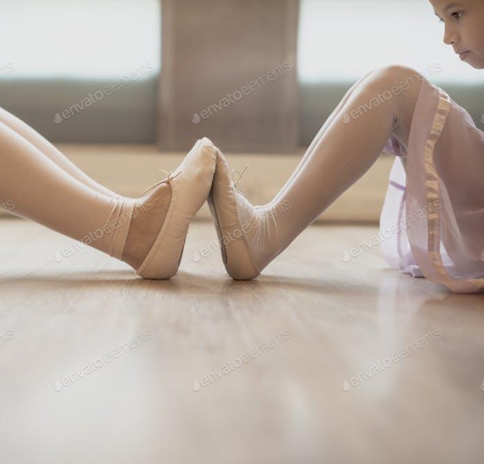 Ballet Ballerina Dancer Performer Pratice Dress Concept