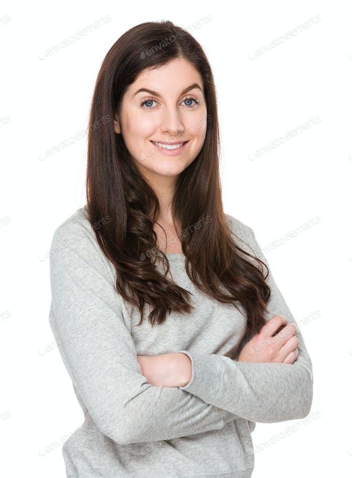 Confident Woman portrait