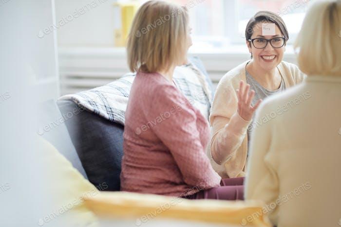 Women Playing Games