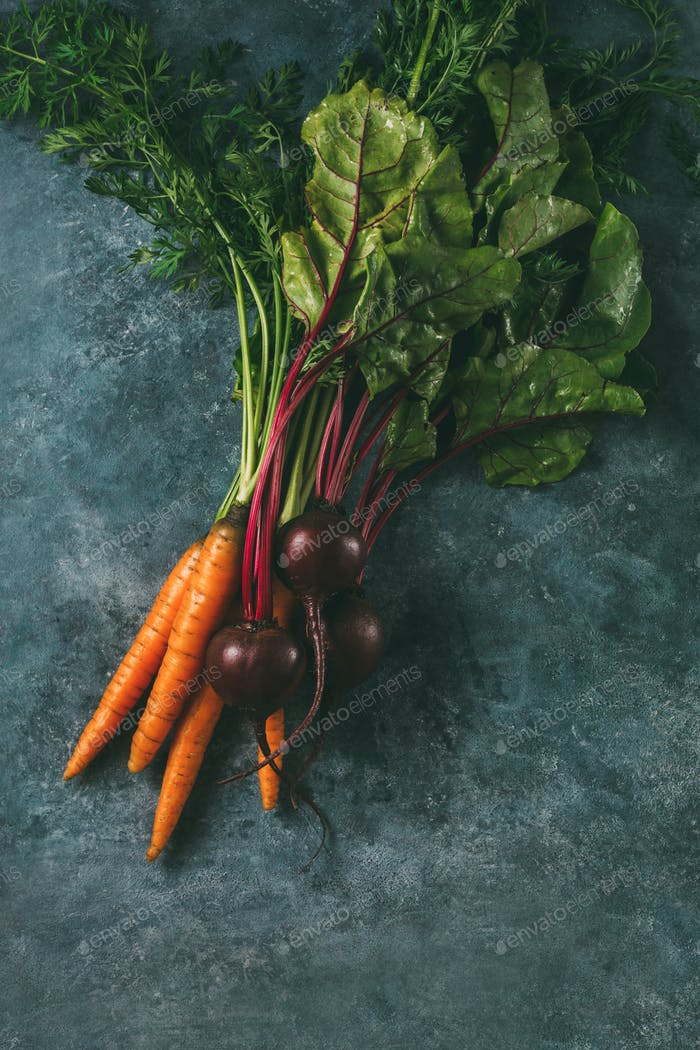 Beetroot and Carrots