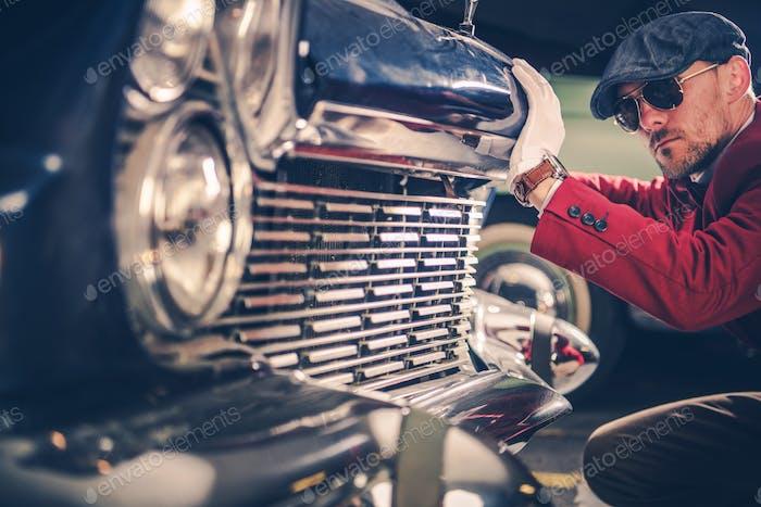 Classic Car Passionate
