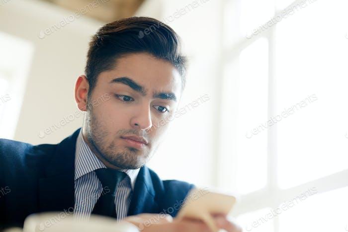 Seeking for job online