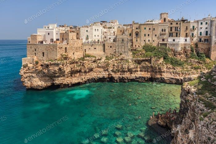 Bari, Apulien, Italien