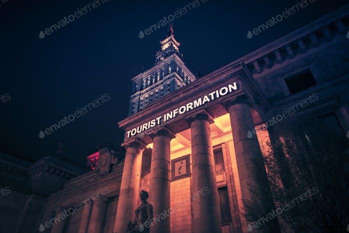 Warsaw Tourist Information