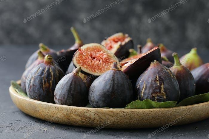 Organic Purple Figs