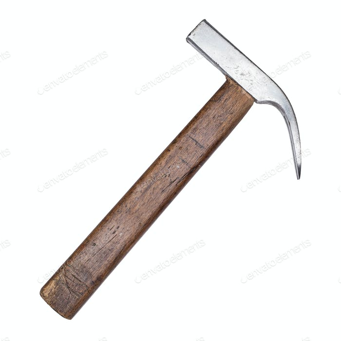 Claw Hammer Isolated