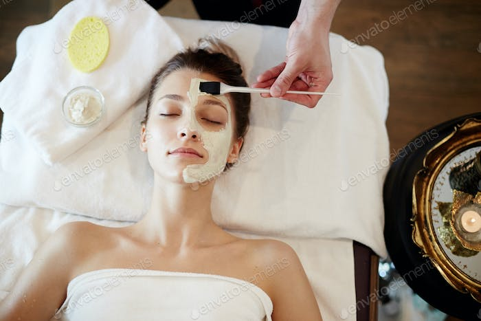 Skincare in SPA