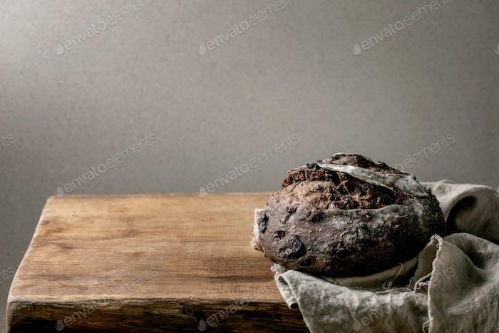 Hausgemachtes Schokoladenbrot