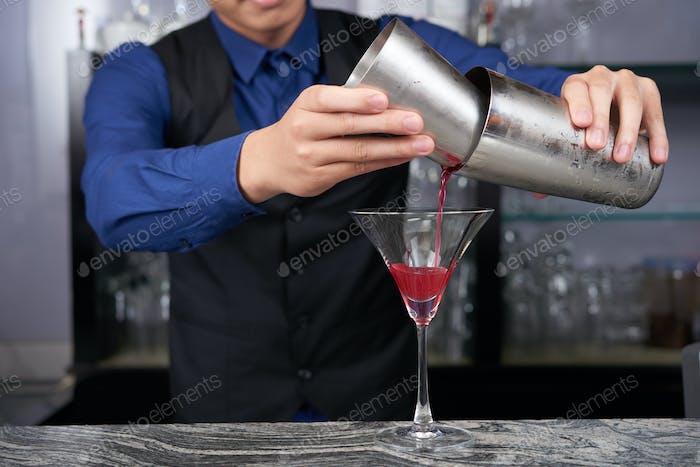 Cocktailherstellung
