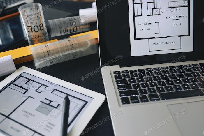Wohnungsbauprojekte