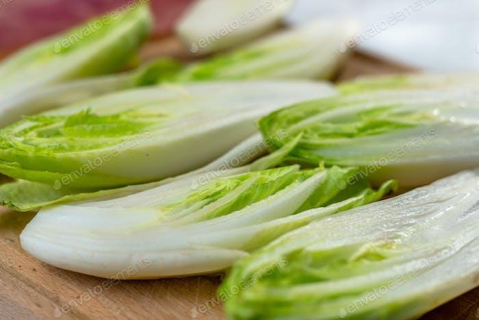 Fresh Chicory Salad