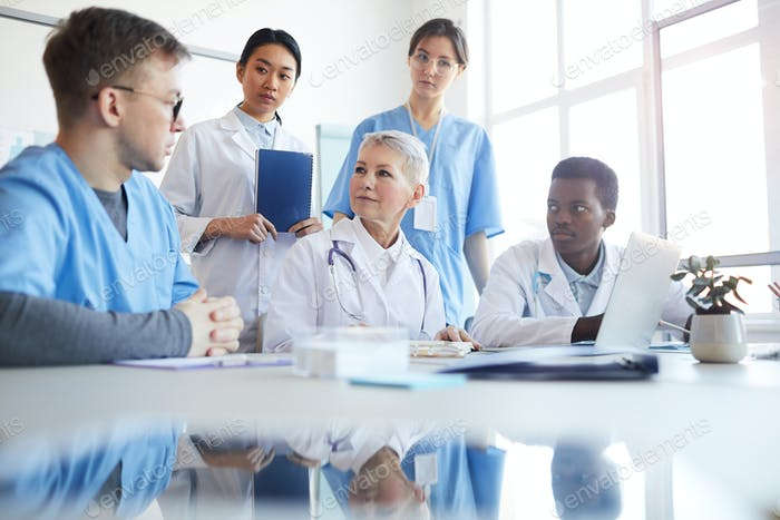 Medical Council Meeting