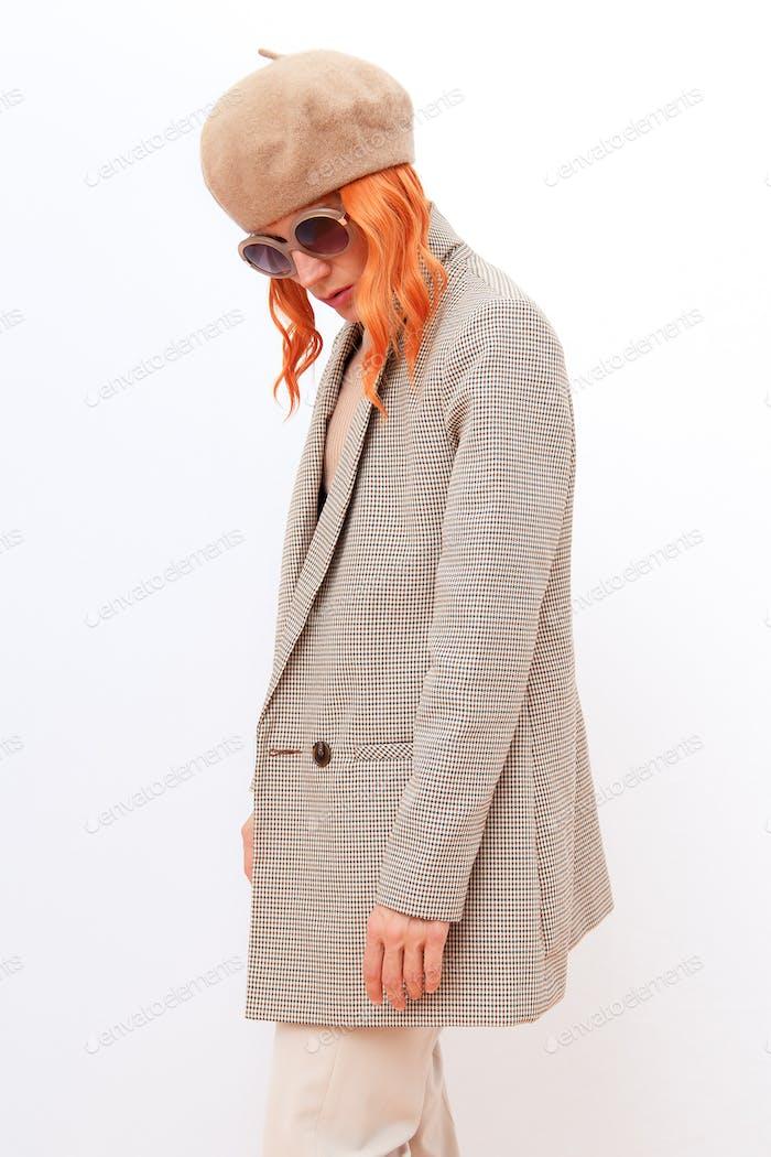Париж Леди в моде
