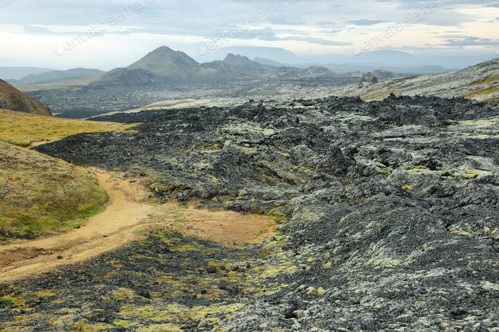 Vulkangebiet Krafla