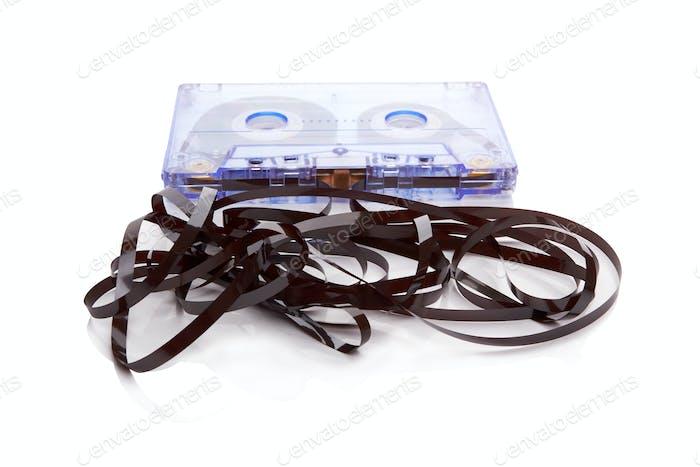Audio assette