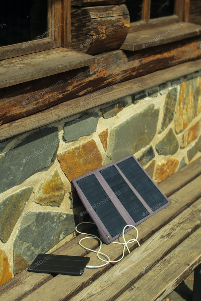 Solarladung