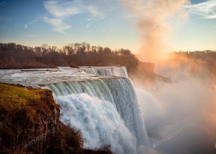 American Niagara Falls