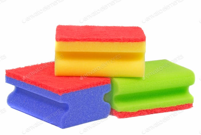 Dish Washing Sponges