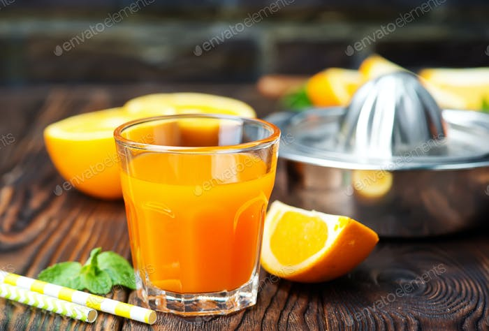 oranges and fruit
