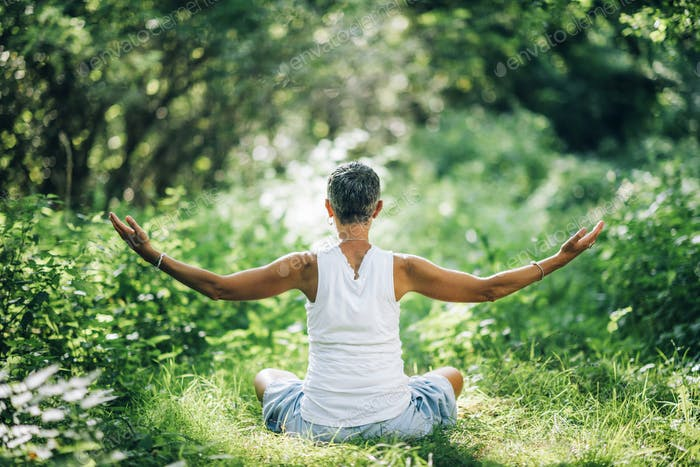 Inner Peace Meditation, Embracing the Nature