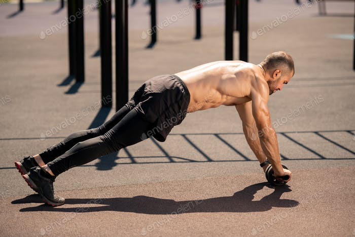 Exercising over ground