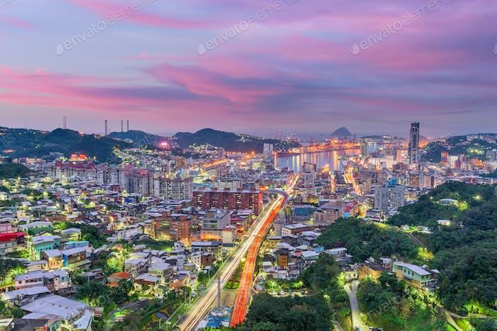 Keelung Ciudad, Taiwán
