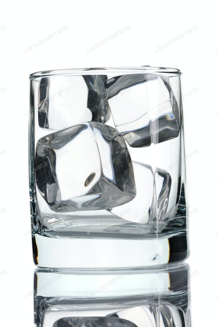Thumbnail for Glass with ice