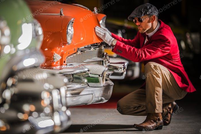 Évaluation des voitures classiques américaines