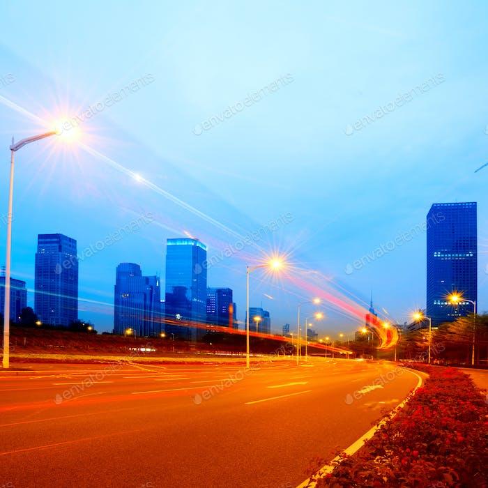 road city